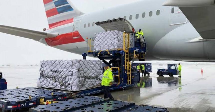 भारत के लिए कोविड चिकित्सा आपूर्ति के साथ पहुंचने वाली अमेरिकी उड़ानों में होगी देरी