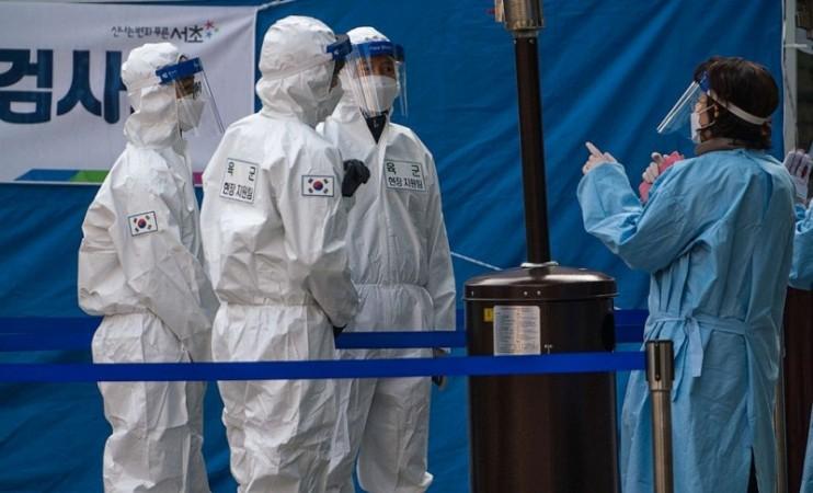 टीका लगाए गए लोगों को दक्षिण कोरिया में अनिवार्य आत्म अलगाव से दी जाएगी छूट