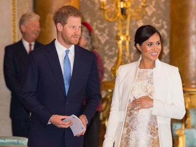 Meghan Markle and Prince Harry Welcome a Baby to the Royal Family
