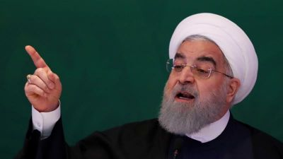 Trump withdrawal on nuclear deal: Rouhani to negotiate with Europe, Russia, and China