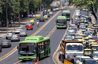 People in India, China and other Asian countries reluctant to use public transport