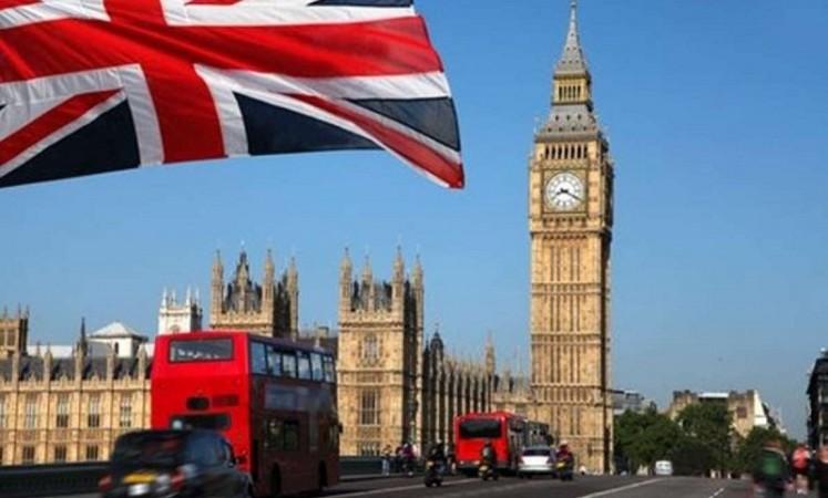 ब्रिटेन की अर्थव्यवस्था में मार्च में 2.1 प्रतिशत की हुई बढ़ोतरी