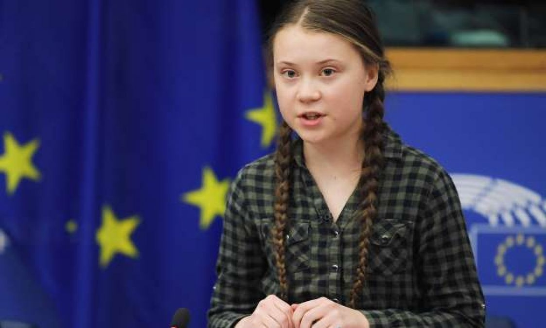 A message for PM Modi from Swedish student-activist Greta Thunberg