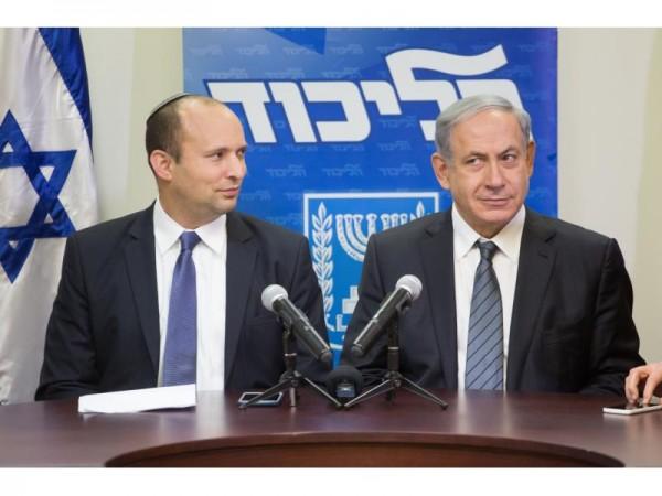 इजरायल के पूर्व रक्षा मंत्री नफ्ताली बेनेट ने गठबंधन सरकार बनाने के लिए की पीएम बेंजामिन नेतन्याहू से चर्चा