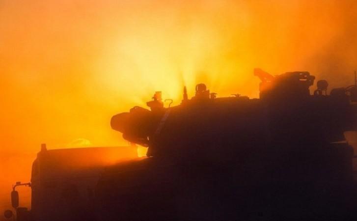 इसराइल ने गाजा सुरंगों को बनाया निशाना, निरंतर जारी है फिलिस्तीनी रॉकेट हमले