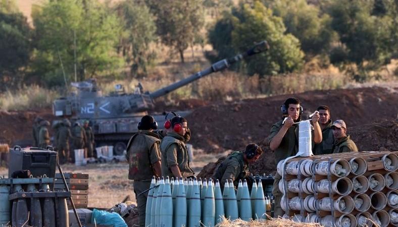 यहूदी-अरब संघर्षों से निपटने के लिए इसराइल ने गाजा सीमा को किया मजबूत