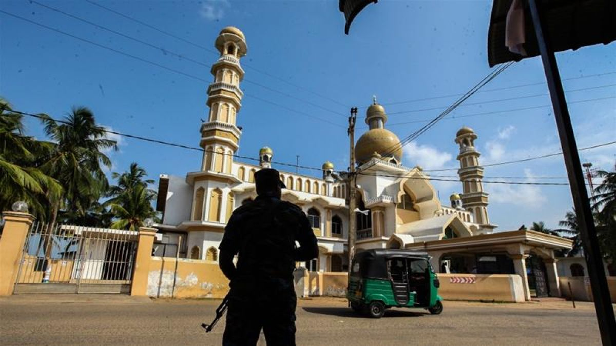 Sri Lanka blocks social media again after a Facebook post sparked Anti-Muslim Riots