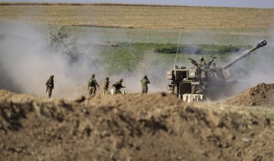 GAZA: Israel strike destroys building with Associated Press, other media