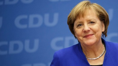 Build political majority versus climate change: German Chancellor Angela Merkel