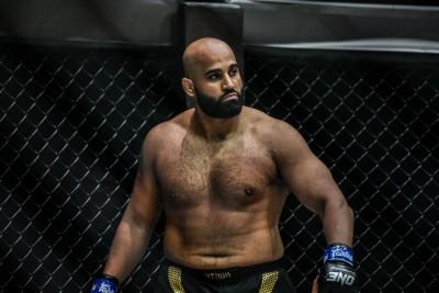 First fighter of Indian Mixed Martial Artist Arjan Bhullar win a world title