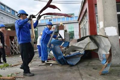 Tornadoes hard-hit China, kill at least 12, hundreds injured