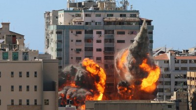 Gaza: India calls for end to violence in Israel