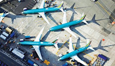 Boeing corrected simulator software of 737 MAX jets