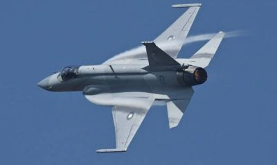 China delivers first overhauled JF 17 fighter jet to PAF