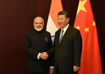 Chinese President Xi Jinping congratulates PM Modi