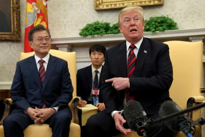 Trump casts doubt over Singapore Summit  with Kim Jong-Un