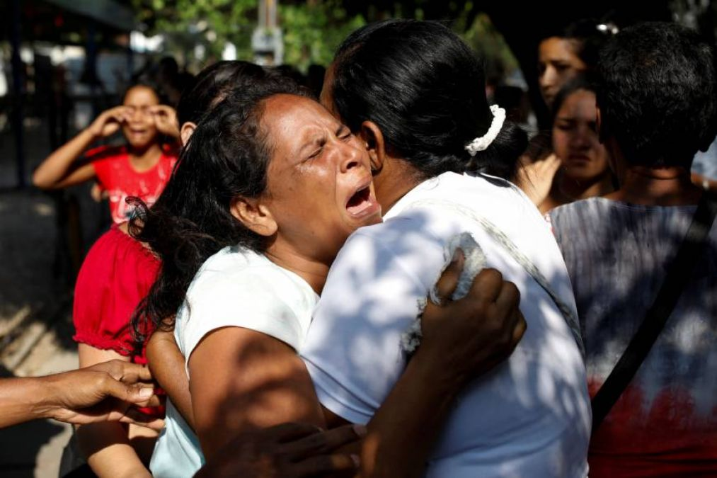 A clash with inmates leads 25 dead at Venezuela