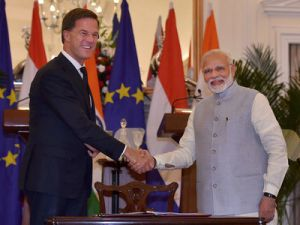 India- Netherlands boosts bilateral ties in  energy, agriculture, water and technology