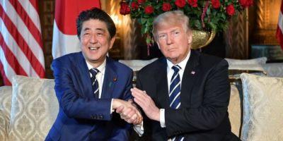 Trump, Shinzo Abe to play golf, try Sumo Wrestling