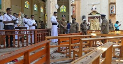 Sri Lanka blast: a related source found!
