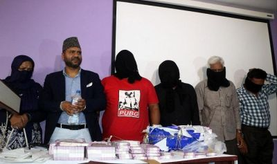 Nepal police arrested Dawood Ibrahim's aide and 5 others With Counterfeit Indian Currency