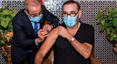 Morocco Vaccine Rollout:  Over 8 million 1st doses of Covid vaccines done