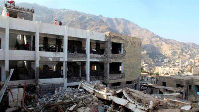 Airstrike in Yemen's Taiz province killed several civilians