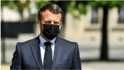 French President Macron once again extents support, solidarity with India