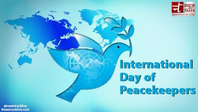 International day of peacekeepers: There is no way to peace, peace is the way
