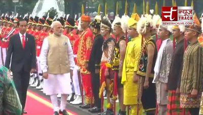 3 nation visit: PM Modi and Indonesian President Joko Widodo hold bilateral talks