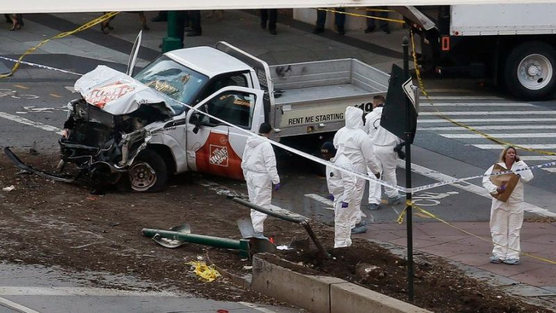 5 Argentinians, 1 Belgian killed in NYC truck-terror attack