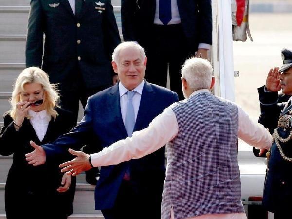 Israeli PM Benjamin Netanyahu wishes Happy Diwali to PM Narendra Modi
