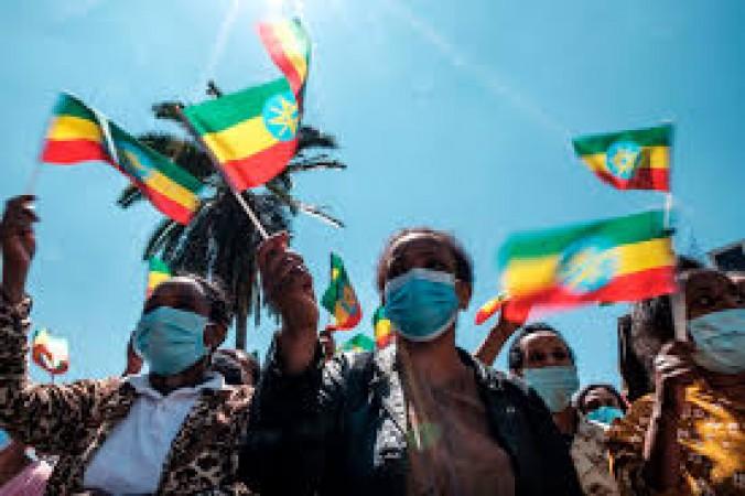 संयुक्त राष्ट्र ने दी चेतावनी, इथियोपिया के आंतरिक संघर्ष के कारण लाखों लोग कर सकते है सरहद पार