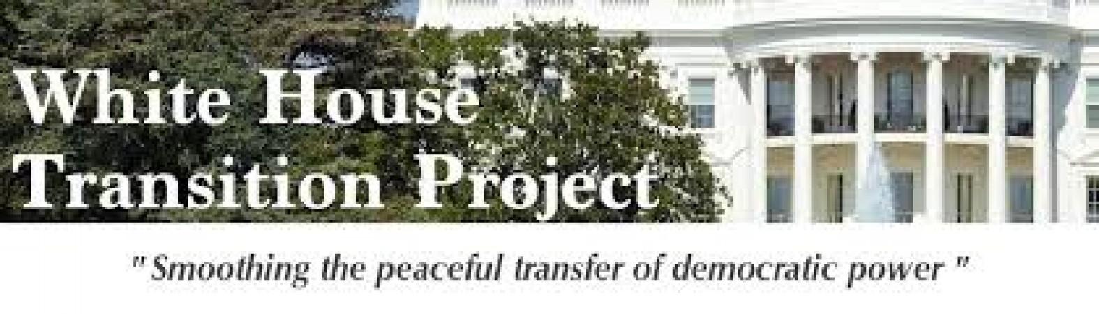 सत्ता परिवर्तन के लिए पूरी तरह से तैयार है व्हाइट हाउस