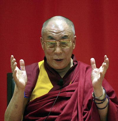 Indians are lazier than Chinese reason behind this: Dalai Lama