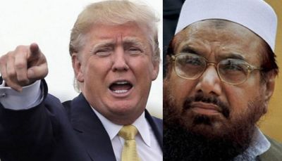 US denounce on Pakistan for Hafiz Saeed's release.