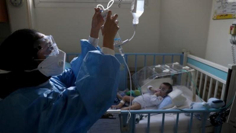 नवजात शिशु में पाई गई कोरोना एंटीबॉडी