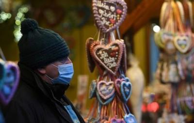 Landshut German Xmas markets find ways around coronavirus