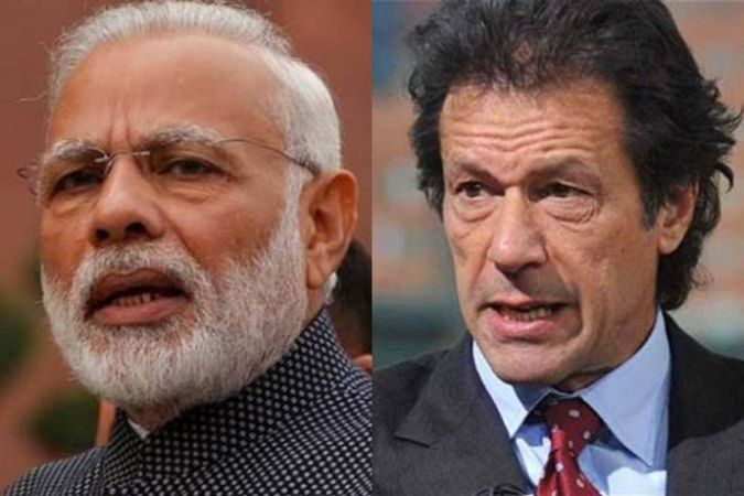 Pak PM ready to talk to PM Modi on Kashmir issue