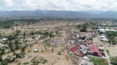 Indonesia earthquake: Death toll reaches to 1200, mass prison breaks