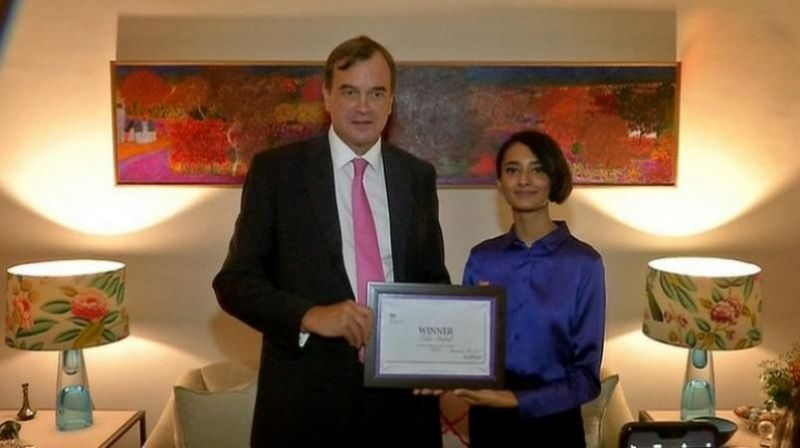 Indian student Esha Bahal becomes British High Commissioner to India for 24 hours