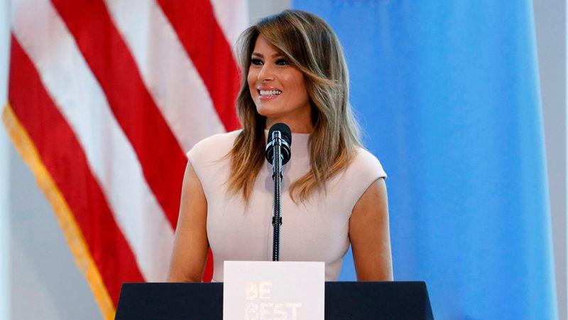 Melania Trump: MeToo accusers must show