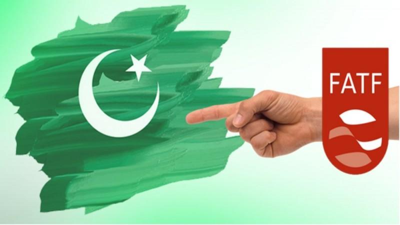वित्तीय कार्रवाई टास्क फोर्स ग्रे सूची में शामिल हुआ पाकिस्तान