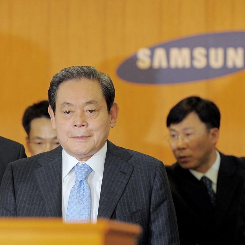 सैमसंग के अध्यक्ष ली कुन का हुआ निधन