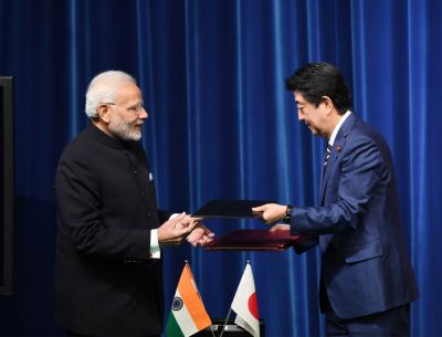 India, Japan ink six agreements in 13th Annual Bilateral Summit