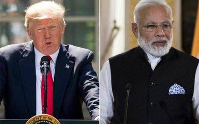 US president Donald Trump declined PM Modi  invite for Republic Day 2019 event :White House