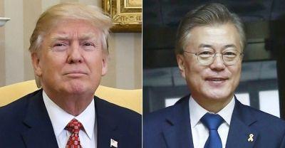 White House: US, SKorea discuss coordinated response against NKorea