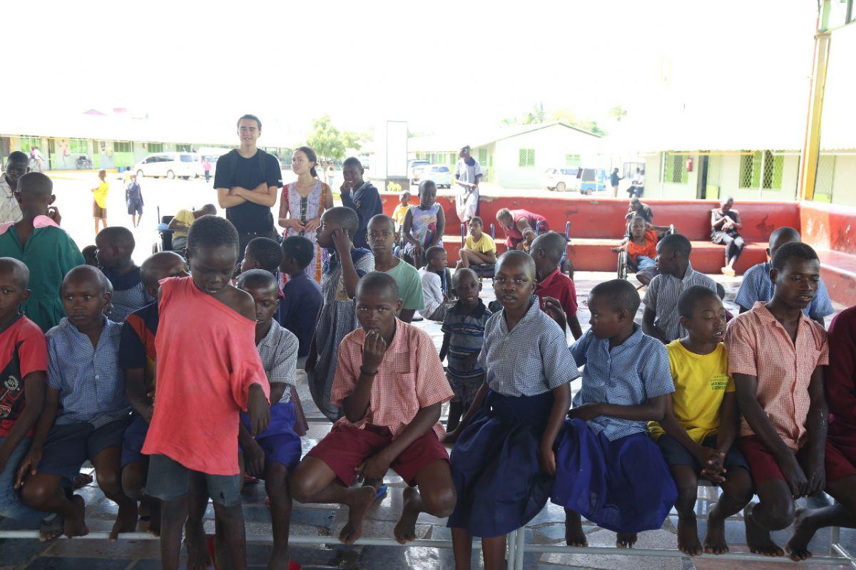 Narayan Seva Sansthan's Africa Seva Tour: Creating a Difference around the World