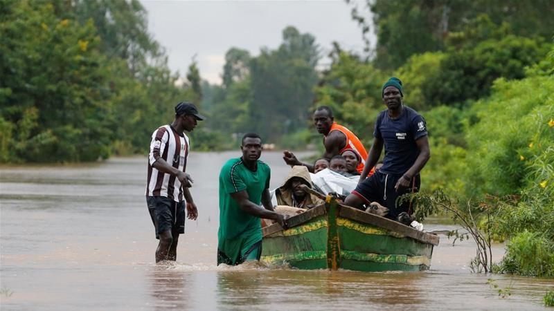 अफ्रीका में कोरोना के साथ बढ़ा बाढ़ का कहर, इतनी हुई मौतें