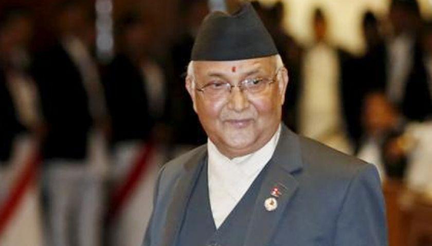 नेपाली PM ओली अगले सप्ताह करेंगे भारत दौरा